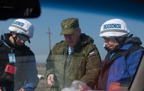 Росія заявила про виведення своїх військових зі складу СЦКК