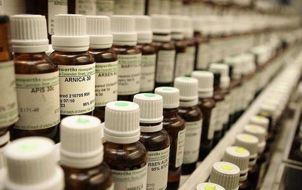 США посилюють заходи щодо гомеопатії