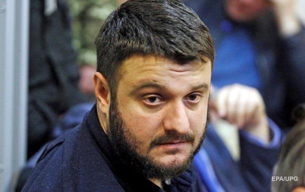 Суд полностью снял арест с имущества сына Авакова