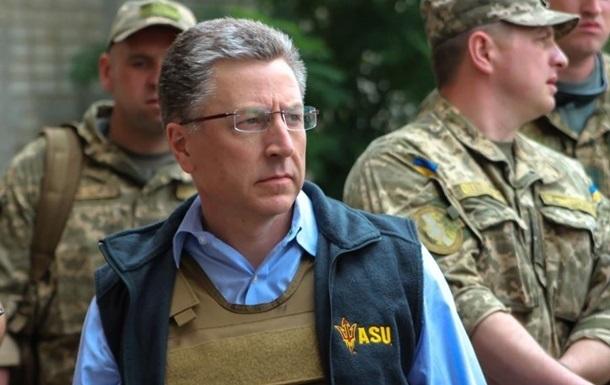 Волкер о Донбассе: Этот год был самым жестоким