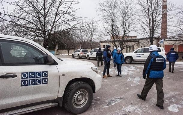 В ОБСЕ подтвердили выход военных РФ из состава СЦКК