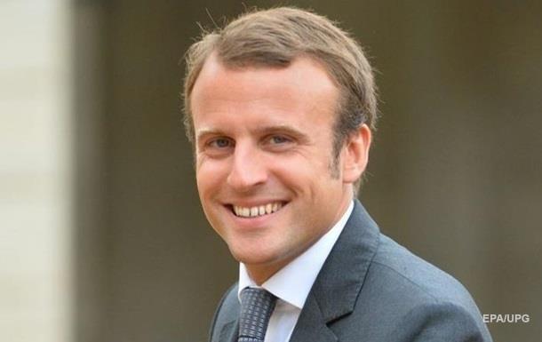 Більш як половина французів задоволені роботою Макрона