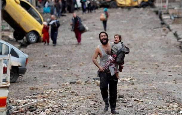 AP: У Мосулі загинуло близько десяти тисяч цивільних