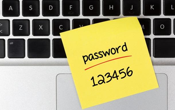 Названо найбільш ненадійні паролі 2017 року