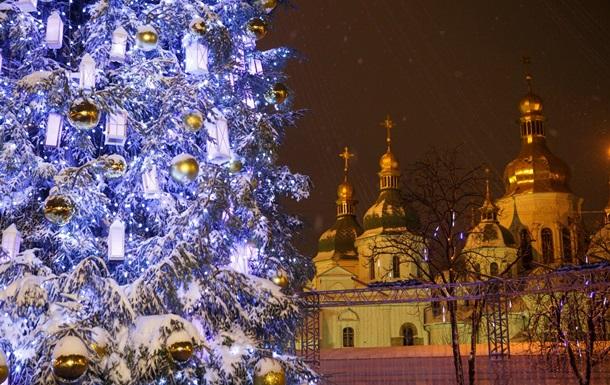 Картинки по запросу фото новогоднего киева 2018