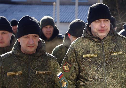 Выход россиян из СЦКК: скатертью дорога