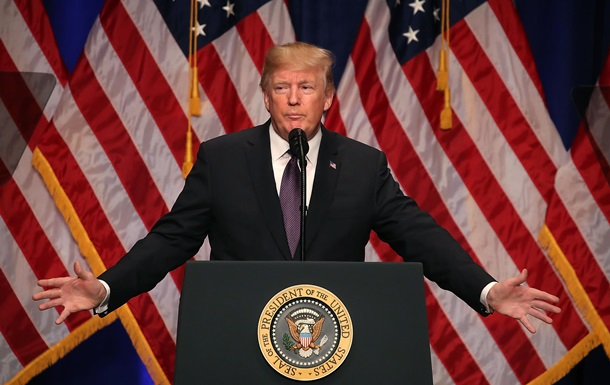 Проти РФ і Китаю. Доктрина нацбезпеки Трампа