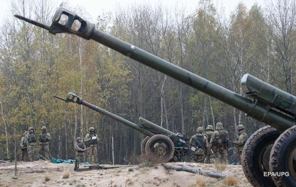 ЗСУ посилять позиції на Донбасі - Турчинов