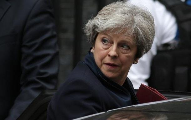 Мэй заявила о возможности переноса даты Brexit