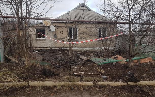 Обстрел Новолуганского: нашли 35 элементов ракет