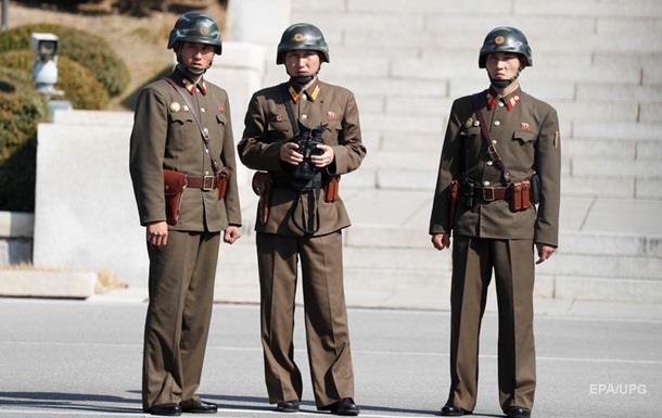 З КНДР втік ще один військовий