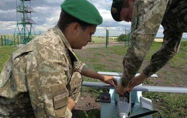 Прикордонники отримали п ять безпілотних авіаційних комплексів