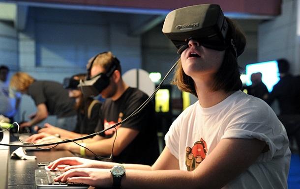 Игры в виртуальной реальности оказались не нужны
