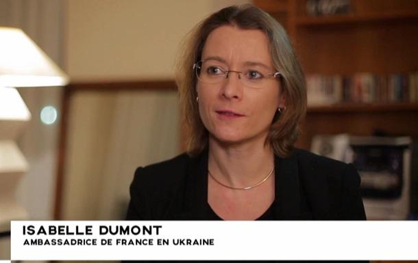 Посол Франції: Прокурор взявся за ліквідацію  представництва ДНР