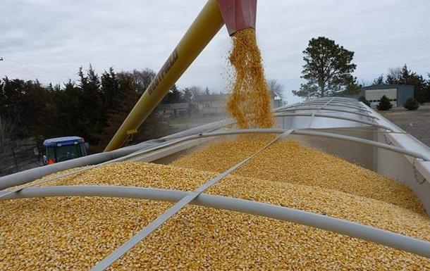 Украина экспортировала более 19 млн тонн зерновых
