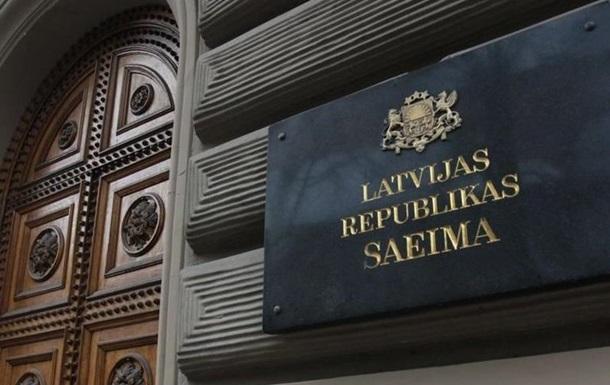 Сейм Латвії зрівняв учасників війни з боку СРСР і Німеччини