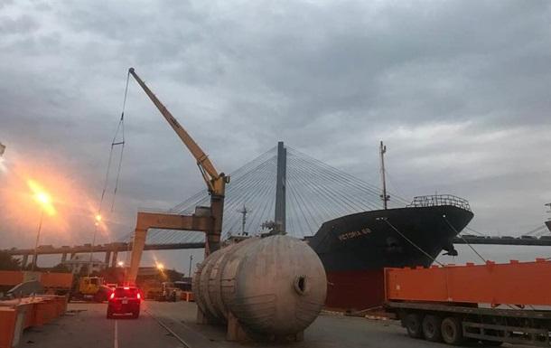 Україна повернула собі порт у В єтнамі - Омелян