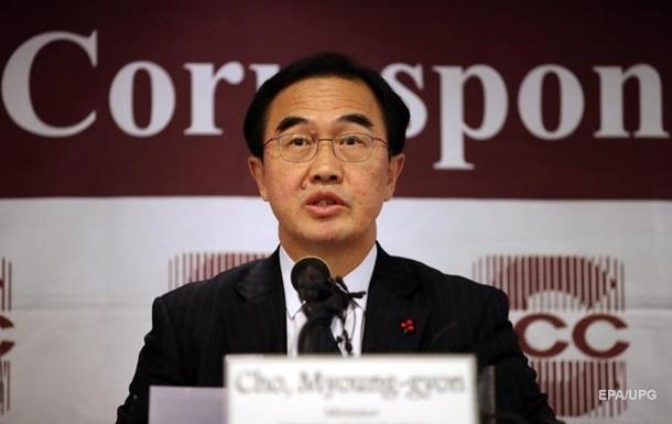 Південна Корея готова до переговорів з КНДР без умов