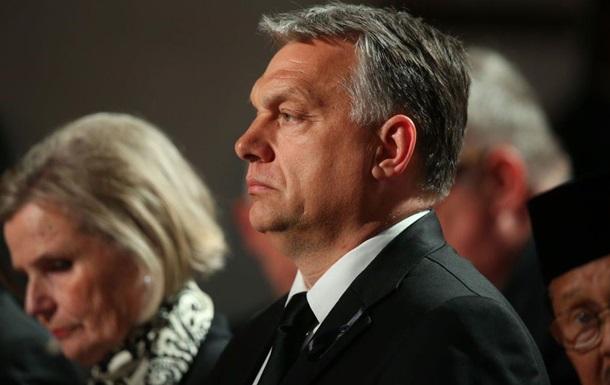 Угорщина обіцяє блокувати санкції ЄС проти Польщі