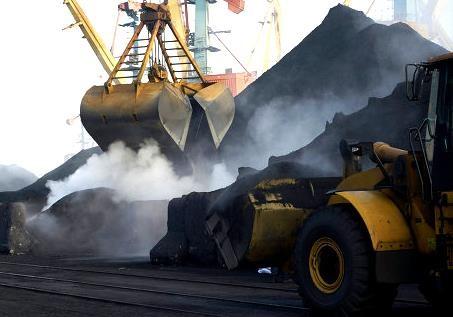 В результате наращивания объемов импорта в Украине сократилась добыча угля