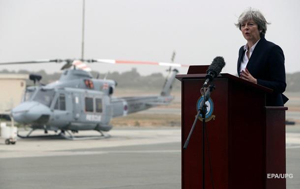 Тереза Мэй объявила победу над ИГИЛ в Ираке и Сирии