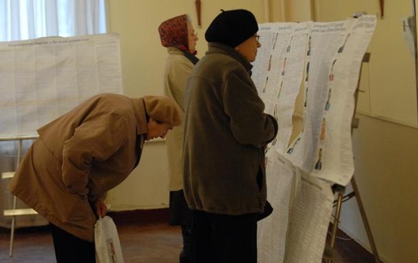 В Украине пройдут выборы в 51 территориальной общине