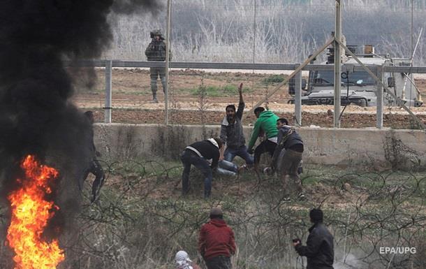 Два палестинці загинули в зіткненнях з армією Ізраїлю