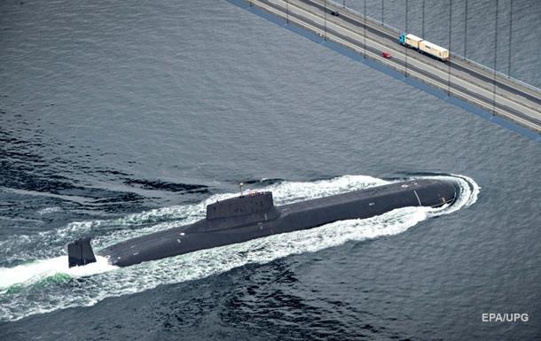 У НАТО стурбовані активністю російських підводних човнів