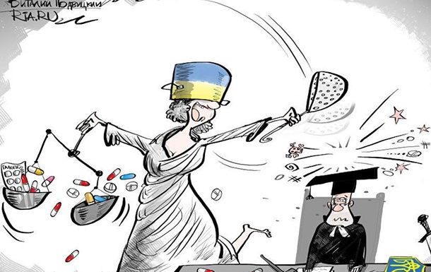 Дело Андрея Карпенко или «Правосудие» по-черкасски: невиновен – заплати!