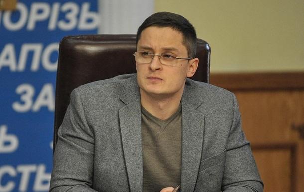 Замглавы Запорожского облсовета сел под домашний арест