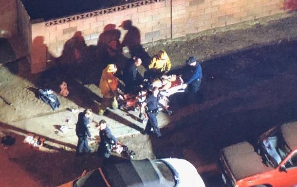 В Лос-Анджелесе мужчина с мачете ранил восемь человек