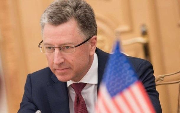 Волкер: Санкції - стимул для Москви