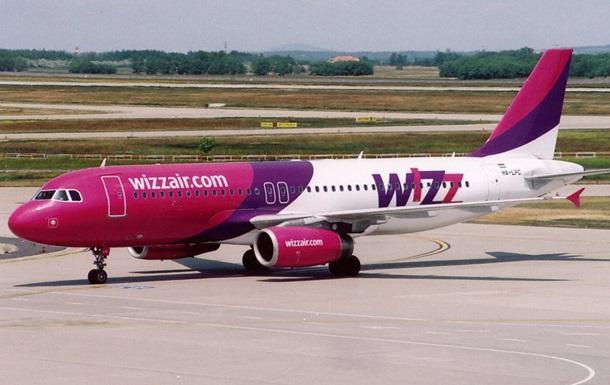 Wizz Air перенес открытие новых рейсов из Украины