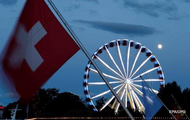 В Швейцарии хотят референдум об отношениях с ЕС