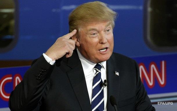 Трамп вважає свої низькі рейтинги фейковими