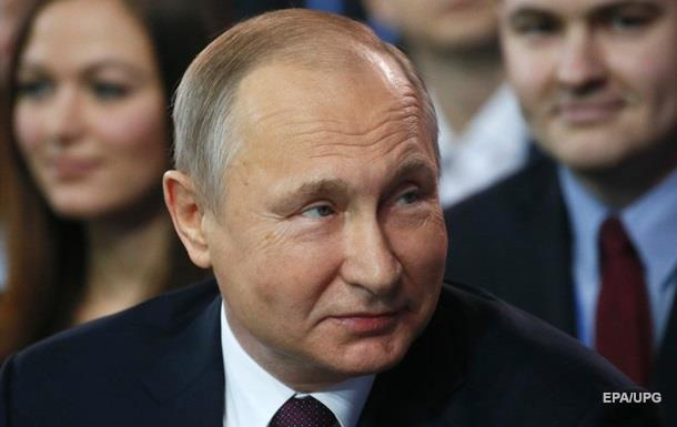 Вибори в РФ: Справедливая Россия підтримає Путіна