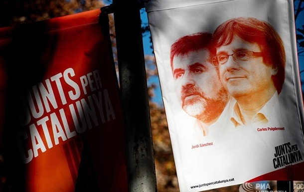 Выборы в Каталонии: сбежавшие победители