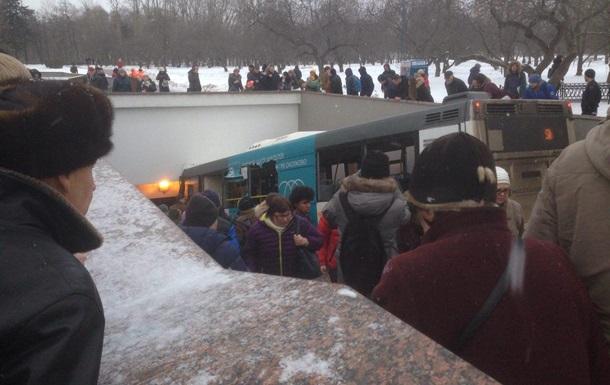 Уточнено кількість жертв ДТП з автобусом у Москві