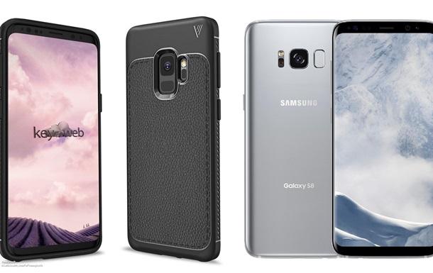 Флагман Galaxy S9 показали на новых фото