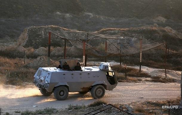 У Єгипті стратили 15 бойовиків, які вбили військових на Синаї