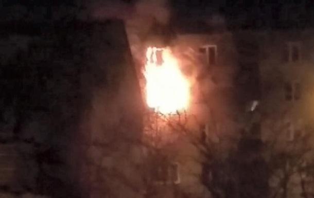 У Львові з пожежі евакуювали 150 осіб