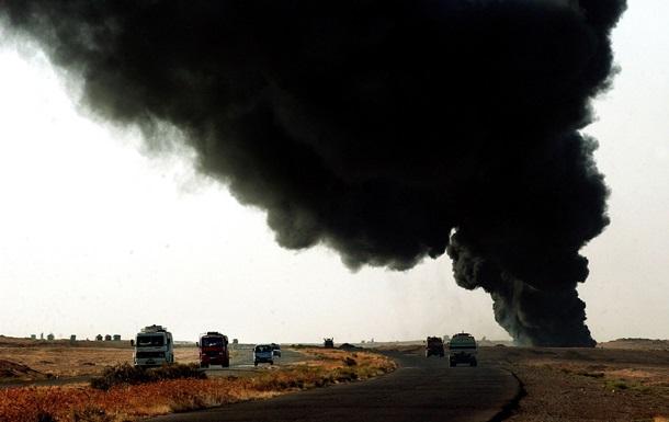У Лівії загорівся нафтопровід - ЗМІ