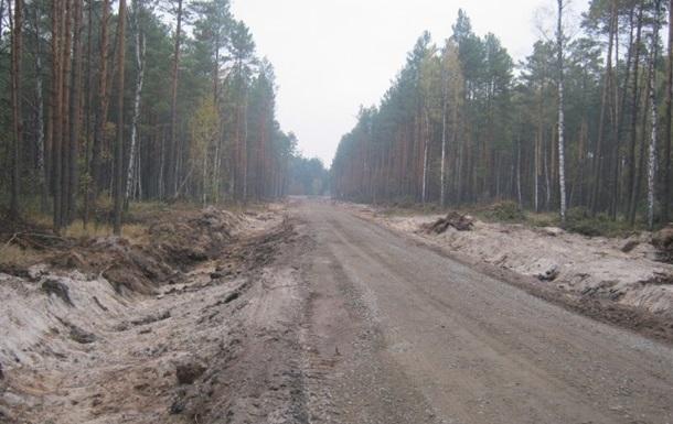 В Ровенской области напали на работников лесхоза