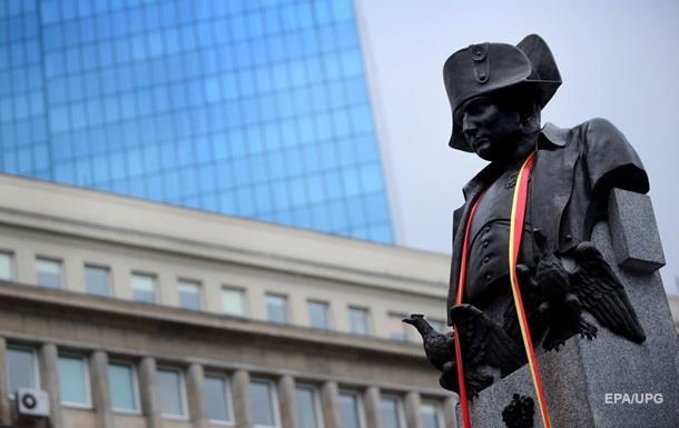 Посольство РФ закликало Захід не повторювати помилок Наполеона