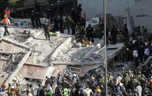 За три місяці в Мексиці зафіксували близько 13 тисяч землетрусів