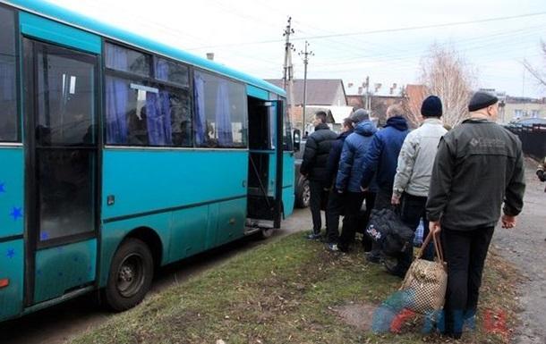 У ЛНР заявили, що вивезли полонених для обміну