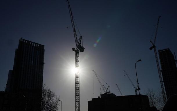 В Украине вырос объем строительных работ