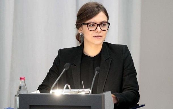 Кабмін звільнив заступника голови МВС України Дєєву - ЗМІ