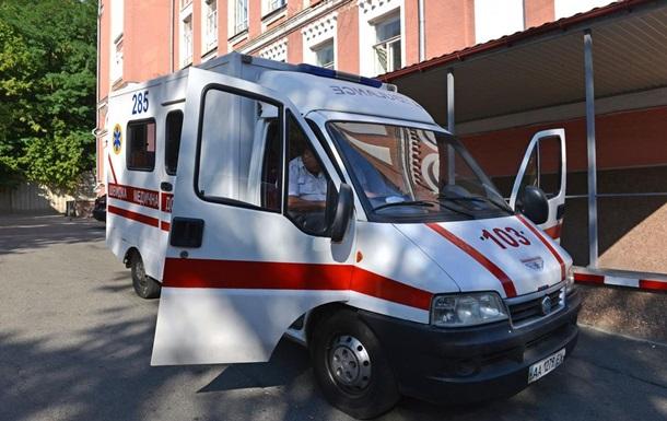 В Одессе девочка упала с батута и сломала позвоночник