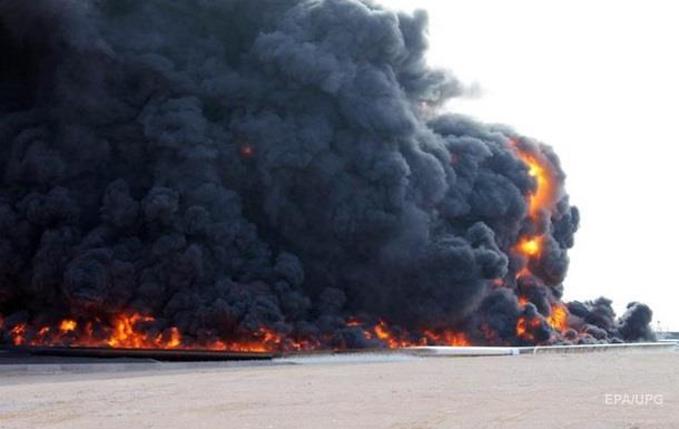 У Лівії загасили сильну пожежу на нафтопроводі - ЗМІ